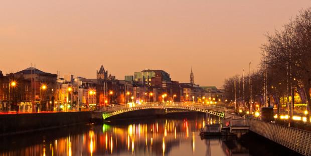 Morning in Dublin