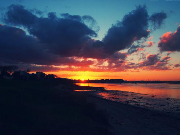 Malahide Sunset